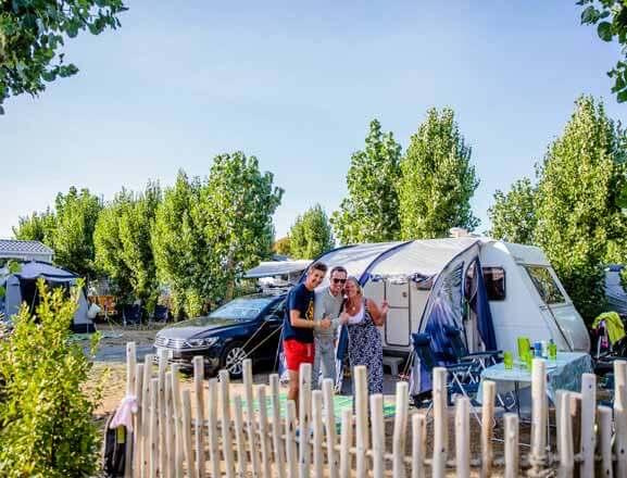 Verhuur camping Ile de re pas cher