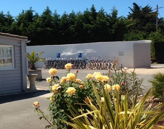 location de vélo camping ile de ré