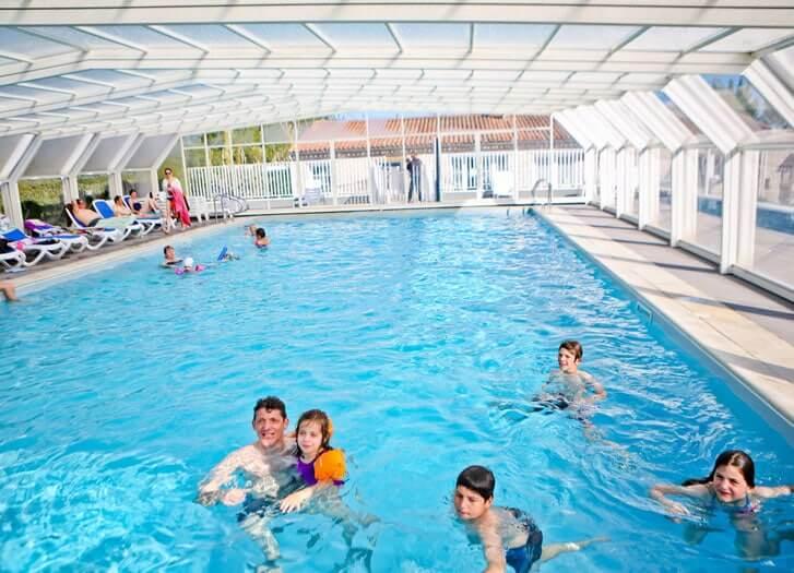 pourquoi une piscine couverte - Ile De Re Camping Piscine Couverte