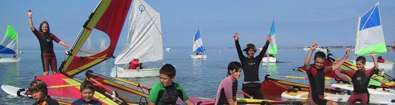 Ecole de planche à voile de l'ile de Ré
