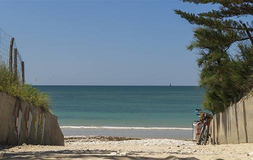 Campingplatz Strand Charente Maritime