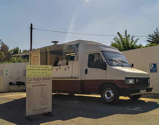 services du camping ile de ré