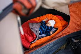 camping avec bébé