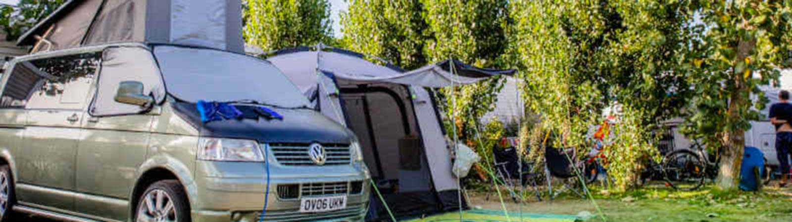 camping tente ile de ré