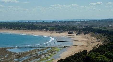 les plus belles plage de l'ile de re