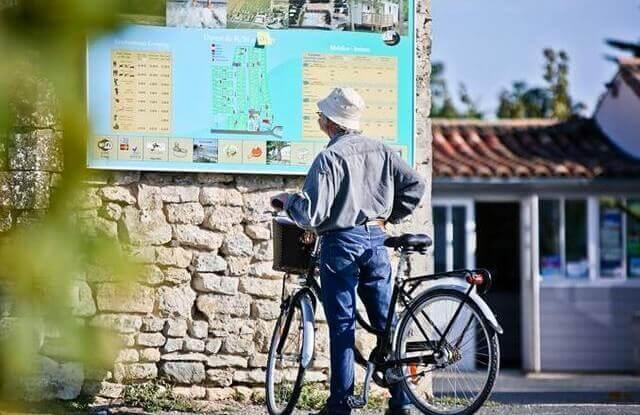 faire du vélo sur l'Ile de Ré