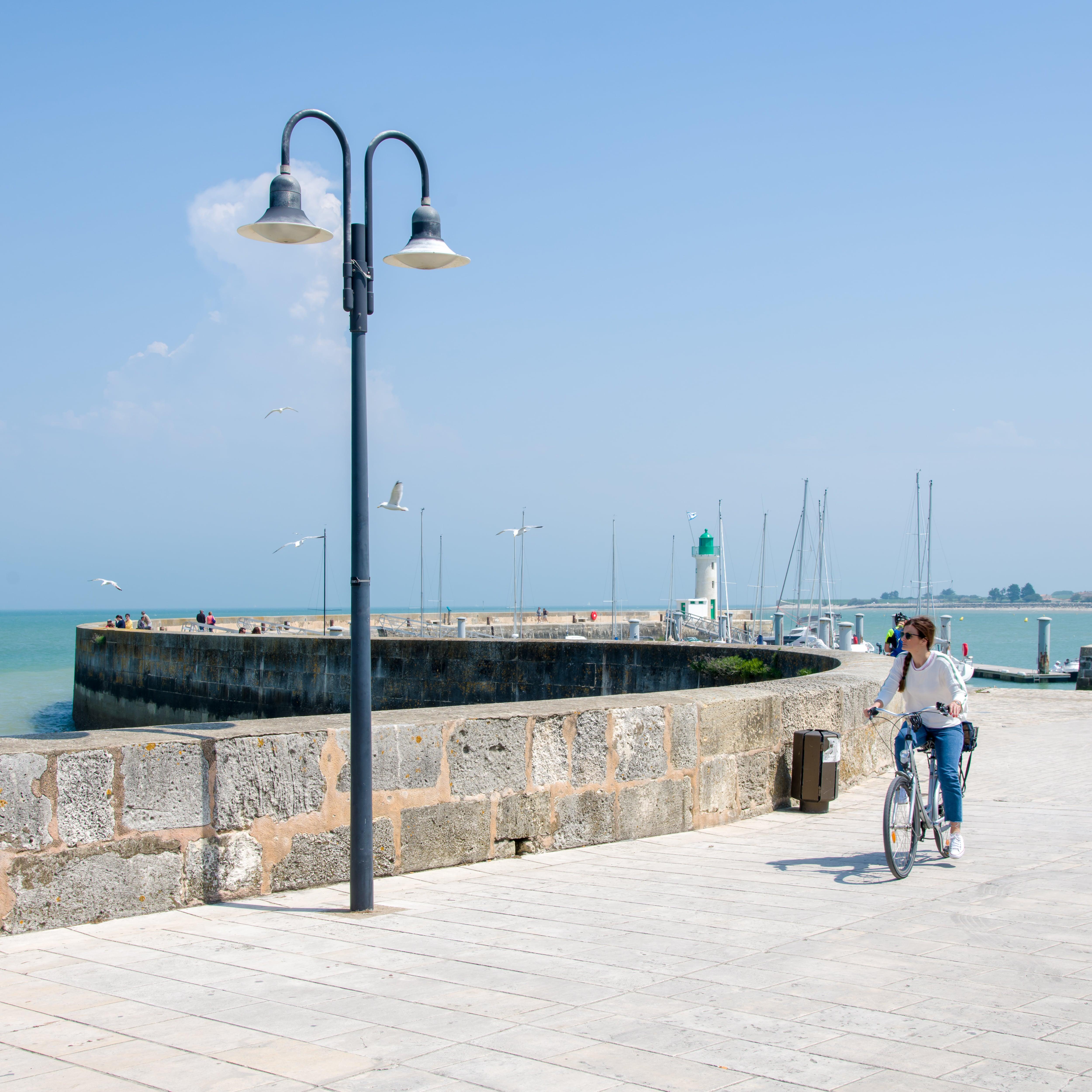 cyclotourisme sur l'île de Ré