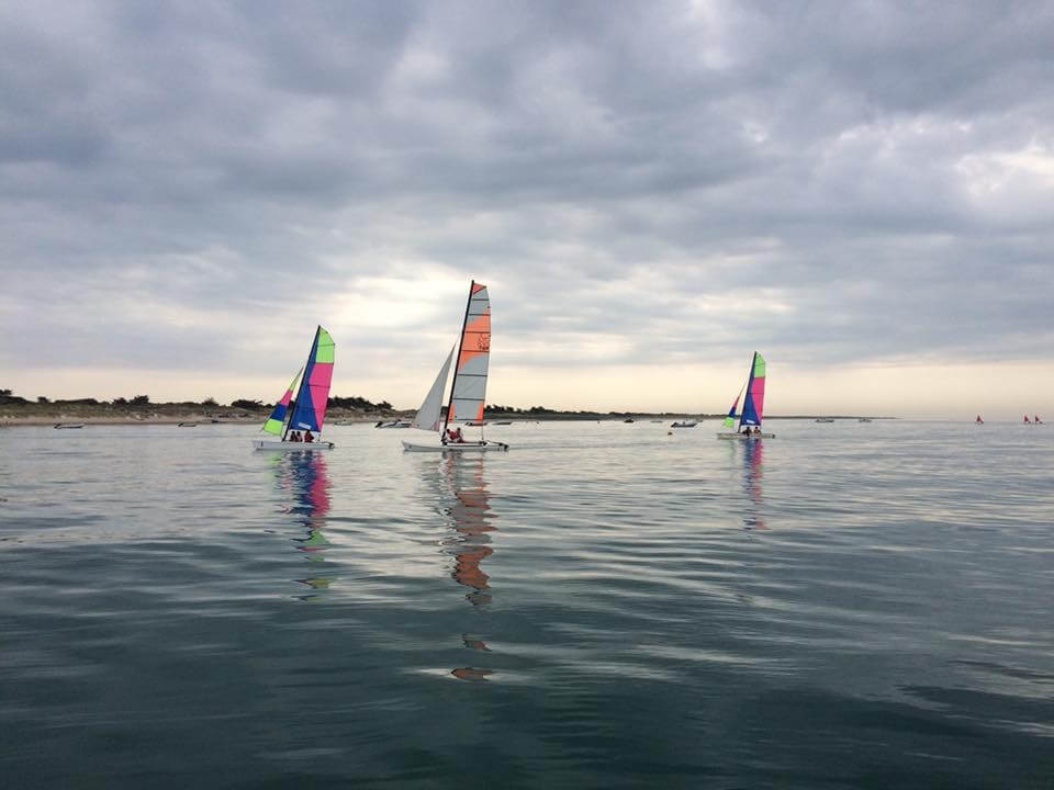 Camping les prises catamarans