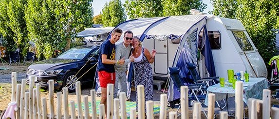 Camping in der Ile de Re