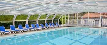 Camping ile de r avec piscine piscine couverte chauff e - Camping gerardmer piscine couverte ...