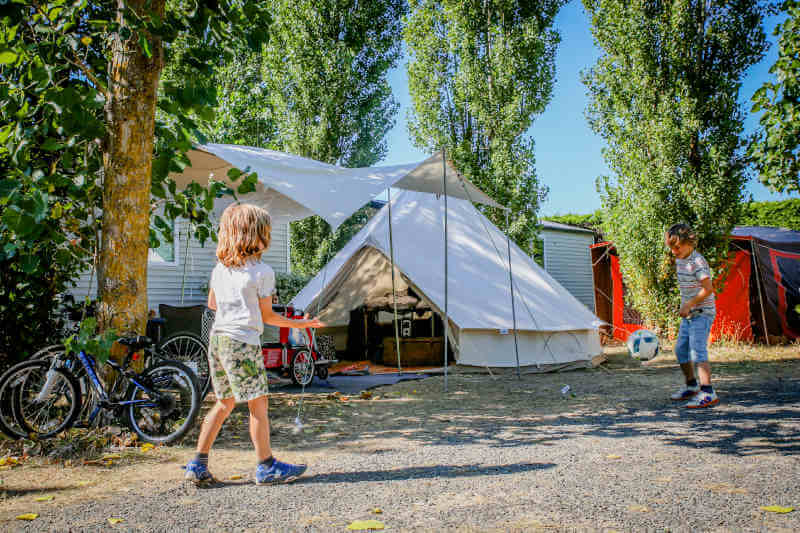 Standort Camping Charente-Maritime