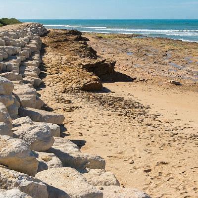 plage de l'île de Ré