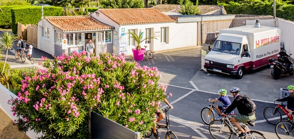 Cycling with your family on the Ile de Ré