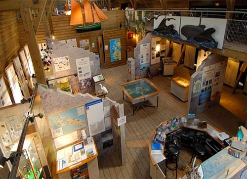 House of Discovery of Natural Resources at Ile de Re