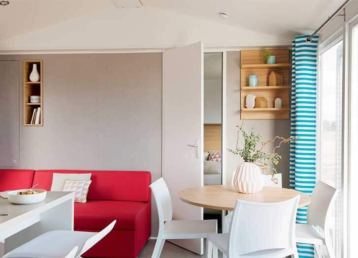 luxury mobile home Ile de Re