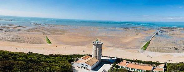 Beach in Ars en Ré
