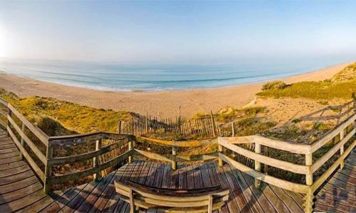 La plage du Peu Bernard