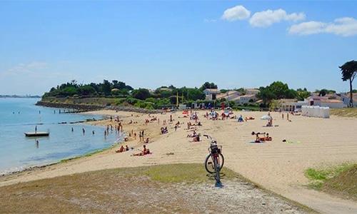 La plage Peu Ragot