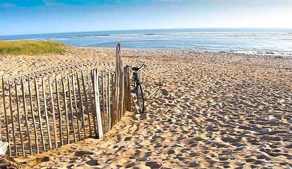 Rivedoux Strand