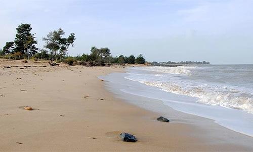 La plage de Pergola
