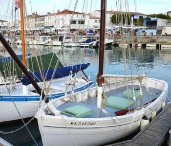 port de la flotte en ré