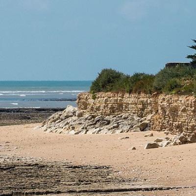 plage île de Ré