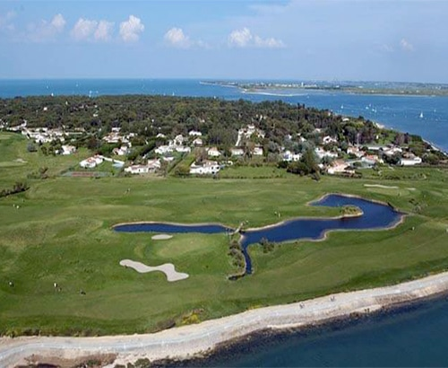 golf de Trousse-Chemise sur l'île de Ré