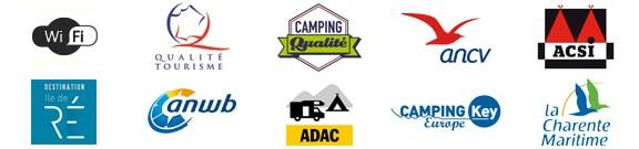 camping qualité à l'île de ré