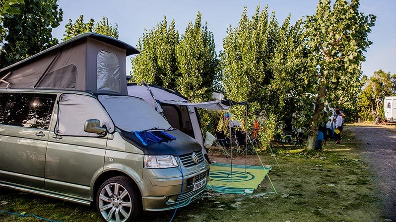 camping pitch 4 stars charente-maritime
