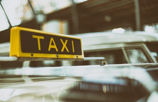taxi sur l'île de ré