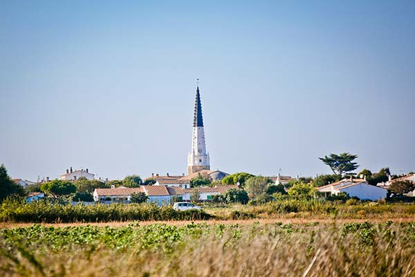 village d'Ars en Ré