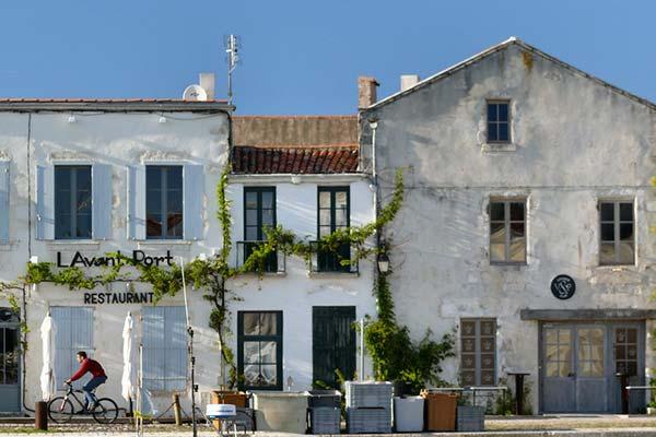 village saint martin de ré