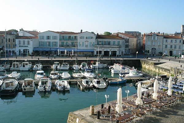 port deSaint-Martin de Ré