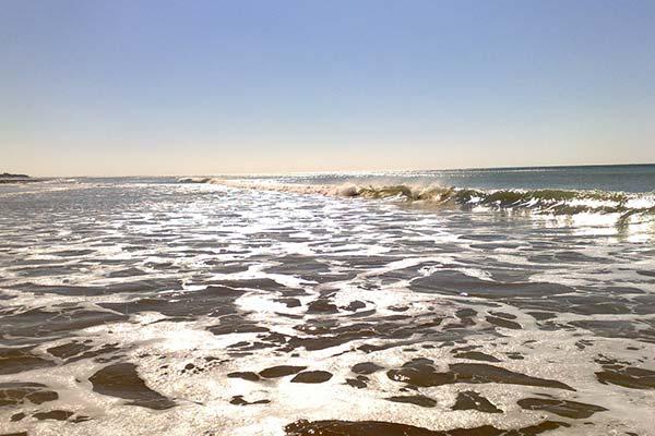 plage sainte marie de ré