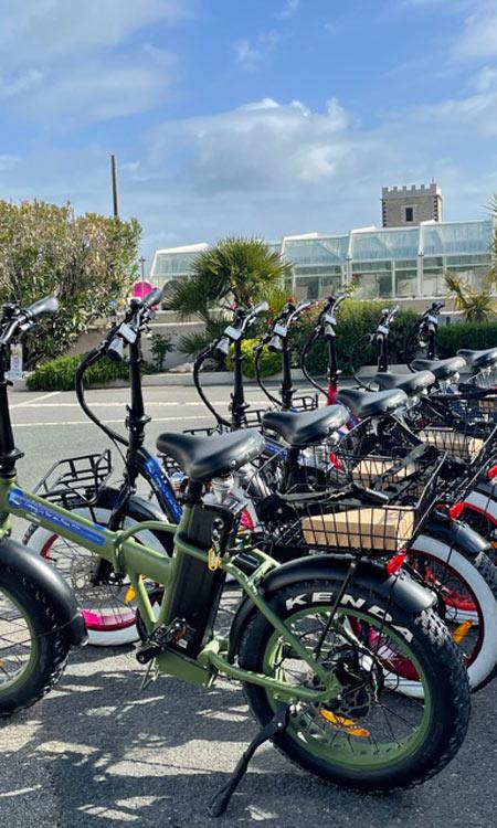 location vélo électrique sur l'ile de ré